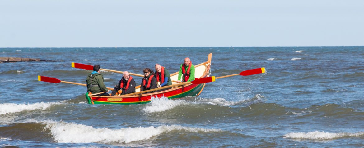 ALNMOUTH COMMUNITY ROWING